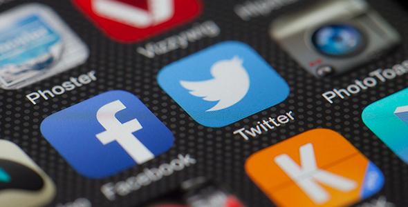 Directivos de empresas en redes sociales